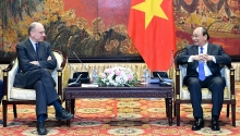 pm vietnam italy strategic partnership records fruitful development