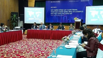 workshop discusses ways to develop logistics services