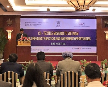 indian firms seek opportunities to invest in vietnams industry