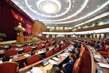 12th party central committees ninth session opens