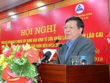 master plan for lao cai border economic zone announced
