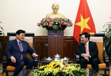 deputy pm urges stronger vietnam rok cooperation