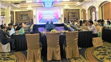 ba ria vung tau conference promotes regional and international trade potentials