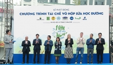 tetra pak initiates school recycling to 800 primary schools and kindergartens in hanoi