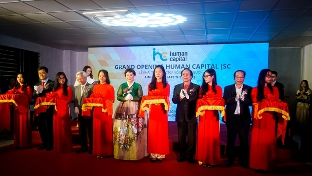 korean invested firm established to boost human capital in vietnam