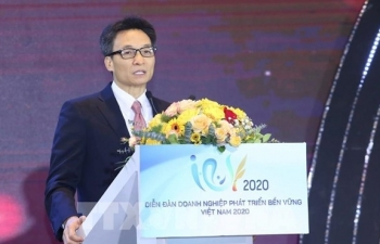 vietnam corporate sustainability forum 2020 held