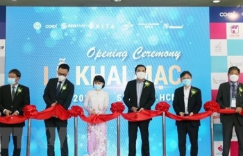 specialised international exhibitions open in ho chi minh city