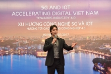ericsson and arfm host first ever 5g demonstration in vietnam