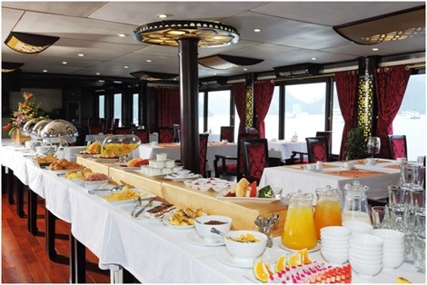 welcoming spring on oriental sails cruises