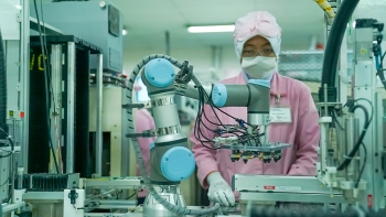 cobots improving access to industry 40
