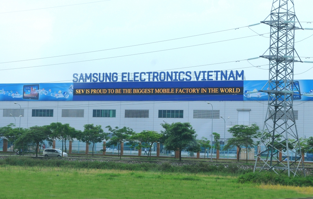 samsung seeks to expand supply base in vietnam