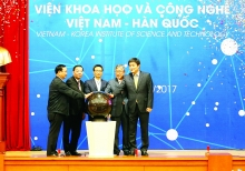 vietnam korea science technology institute launched