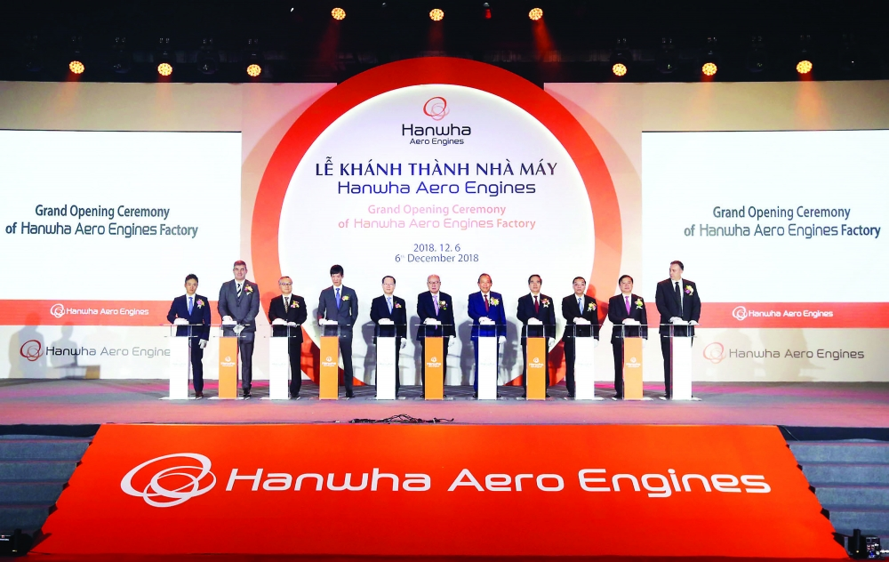 korean aircraft engine parts factory presents tech transfer opportunity