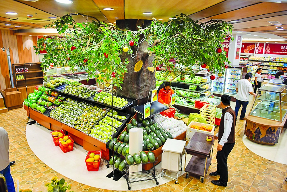vietnam develops taste for supermarkets