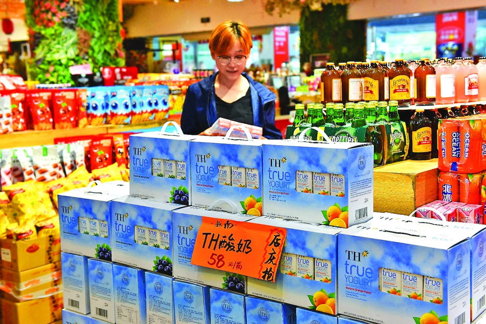 china okays vietnamese dairy imports