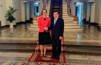 vietnam germany look to strengthen multifaceted relationship