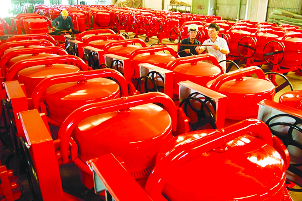 export markets sought for rural industrial products