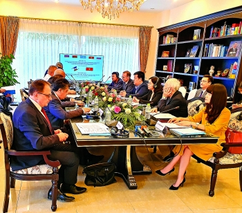 vietnam eaeu mull how to boost trade exchange