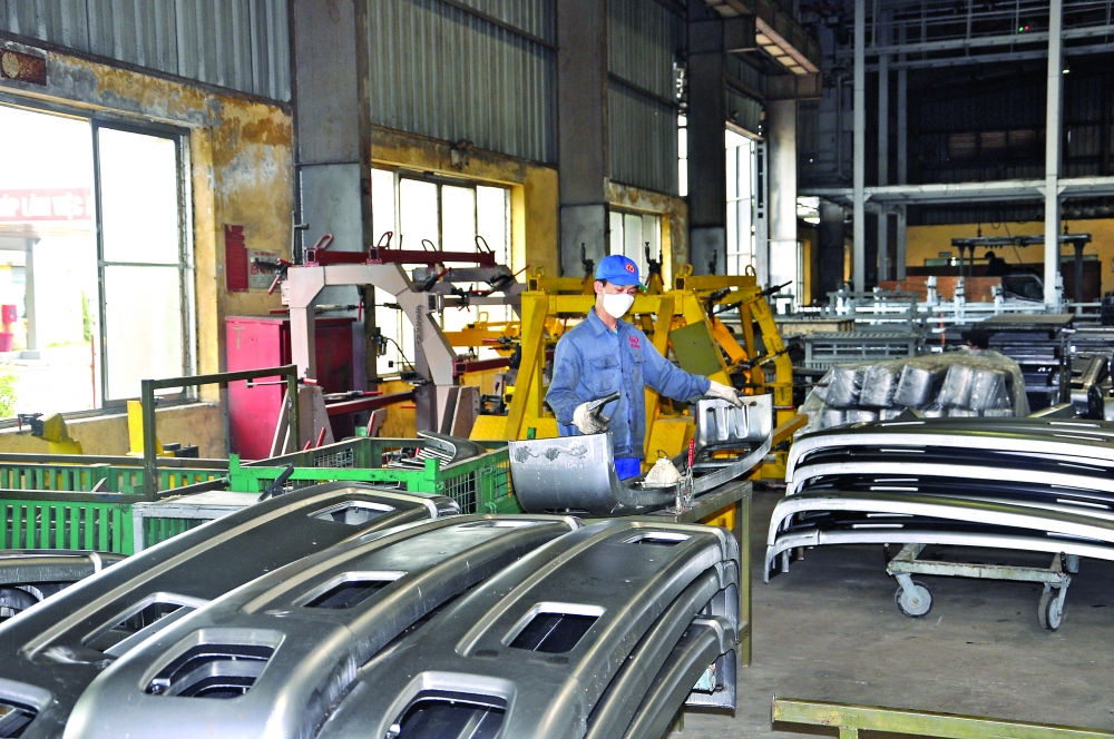 vietnams industrial development exports dogged by low added value