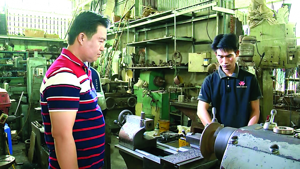 bac giang industry promotion spurs product innovation quality