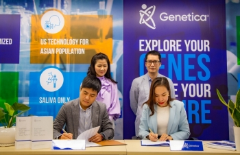 american genetic testing company genetica to expand operations in vietnam