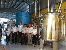 binh thuan develops industry promotion plans
