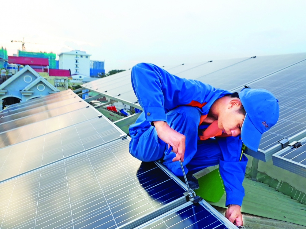 southern region speeds up rooftop solar power projects