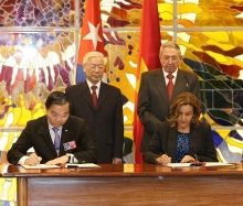 vietnam cuba tighten sci tech ties
