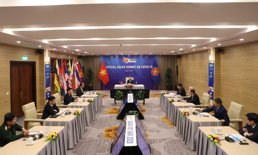 asean and partners commit to joint fight against covid 19