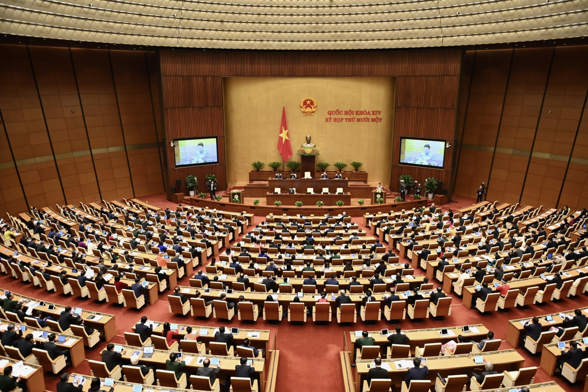 the 14th national assembly leaves imprints on lives of vietnamese