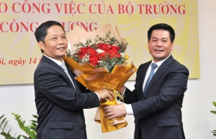 new vietnamese minister of industry and trade takes office