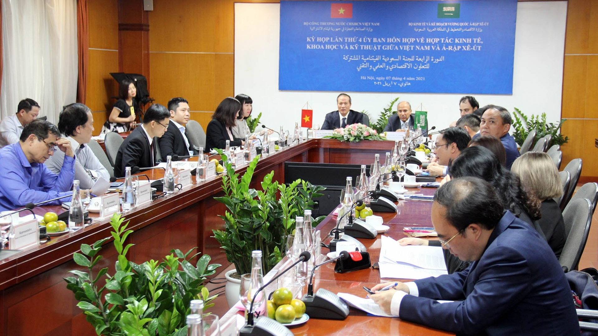 saudi arabia offers vietnam gateway to middle east markets