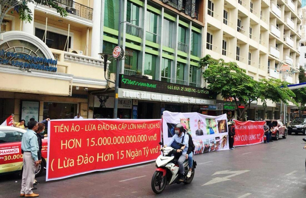 vietnam cracking down on use of crypto currency