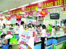 vietnamese goods conquer supermarket shelves
