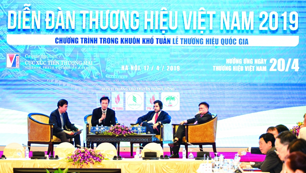vietnamese firms thirsty for national brands