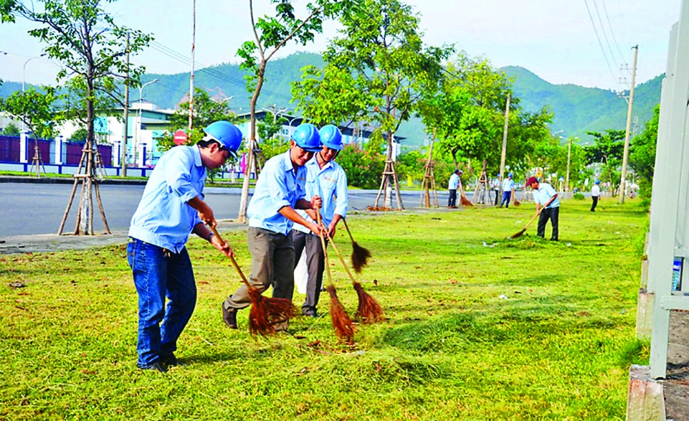 vietnam launches ecological industrial parks
