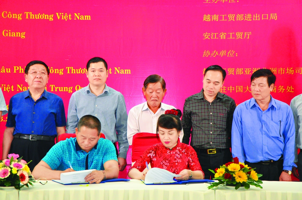 china opens doors to vietnamese rice
