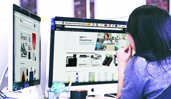 e commerce brings vietnamese goods to foreign markets