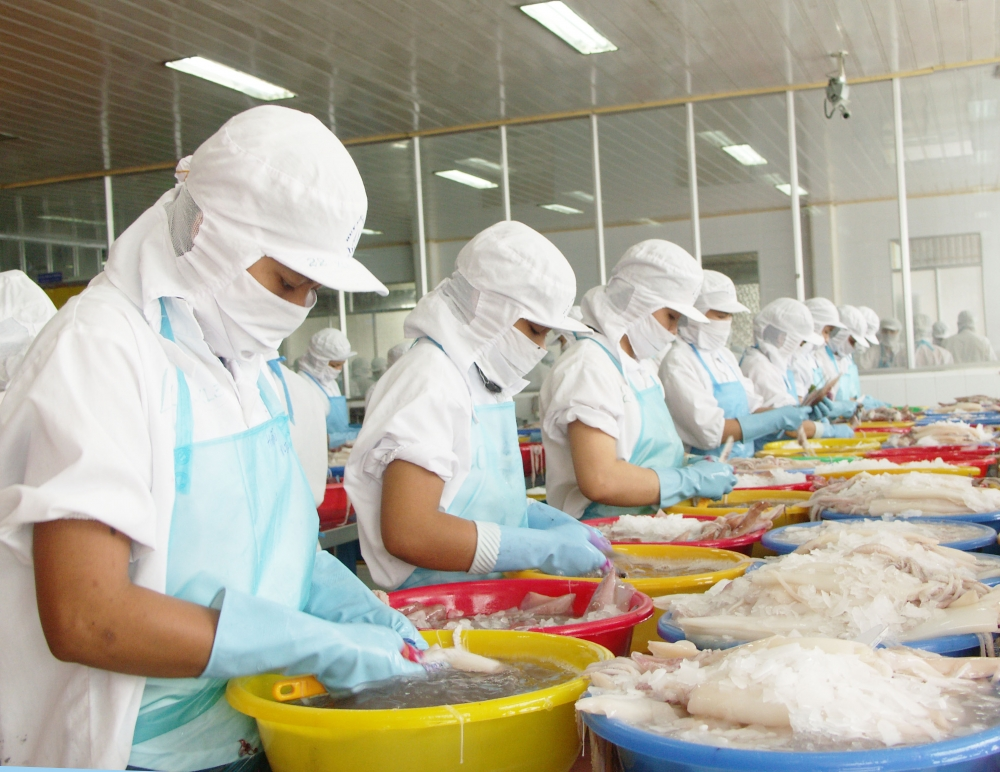 vietnamese exports to us eu hit hard by pandemic