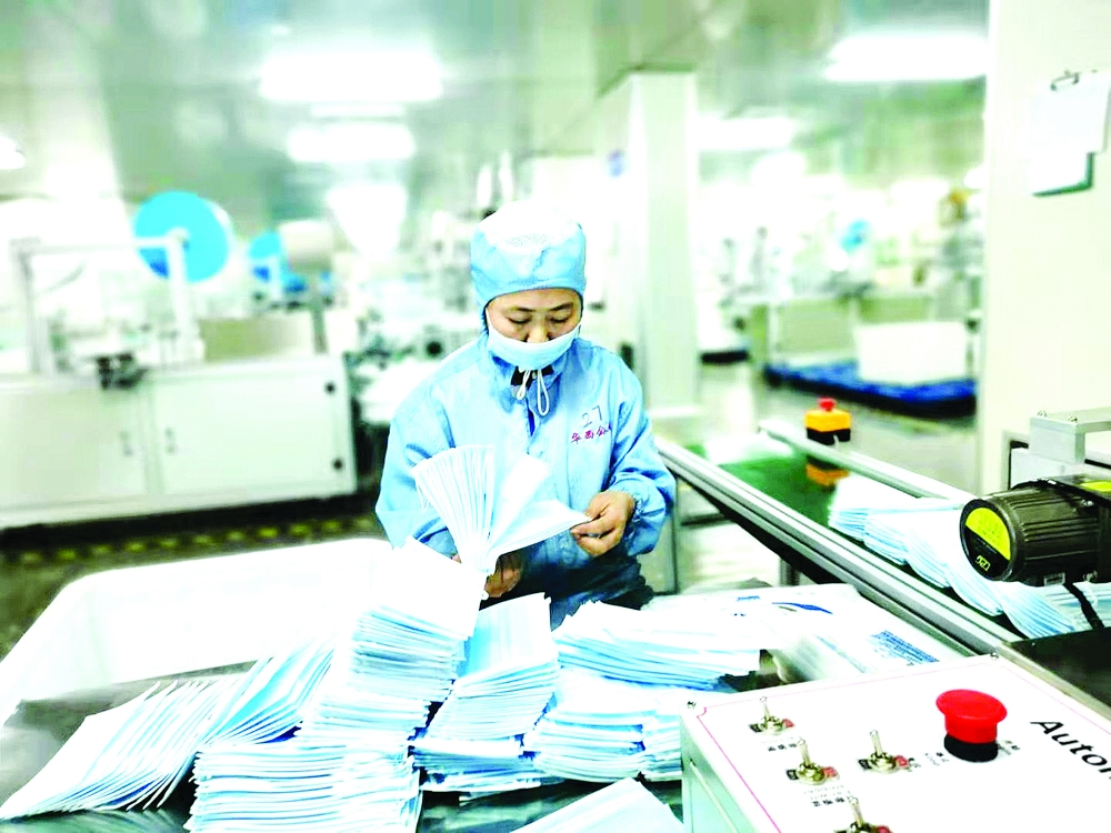 vietnam faces quality safety requirements for exported masks