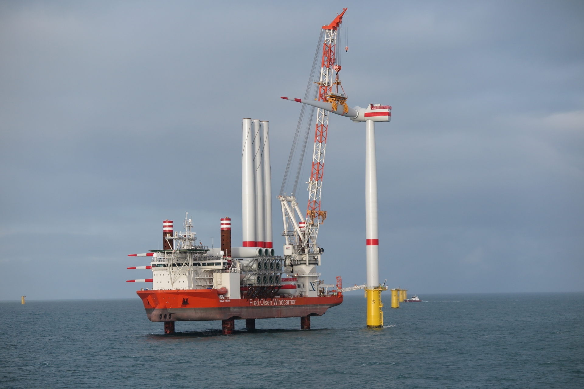 clear policies are needed to support vietnams offshore wind industry