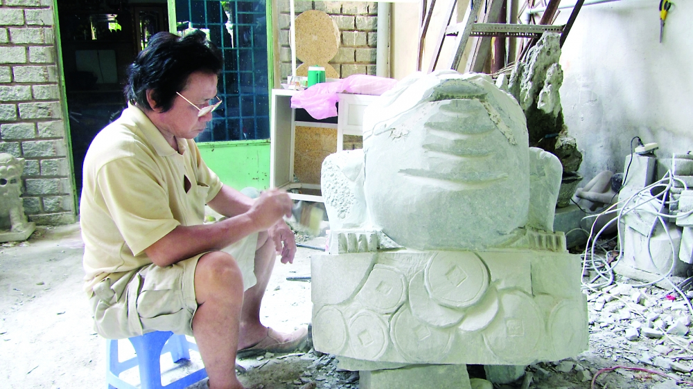 industry promotion restores traditional crafts
