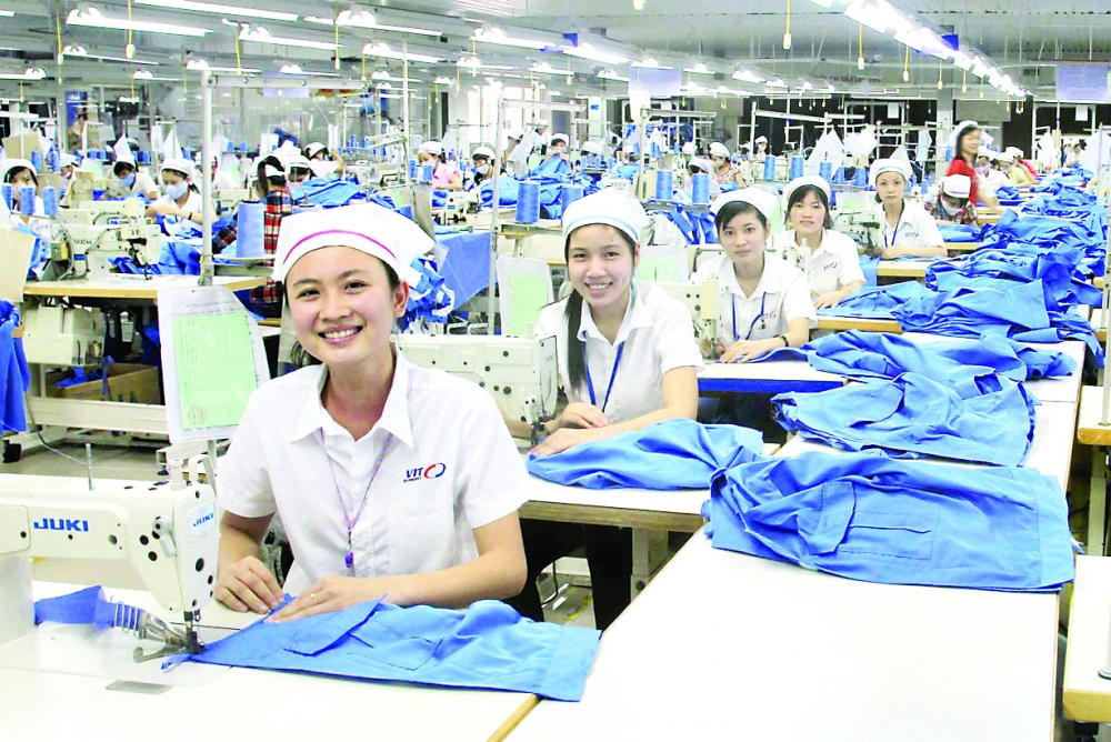 hai phong gears rural vocational training to employer needs