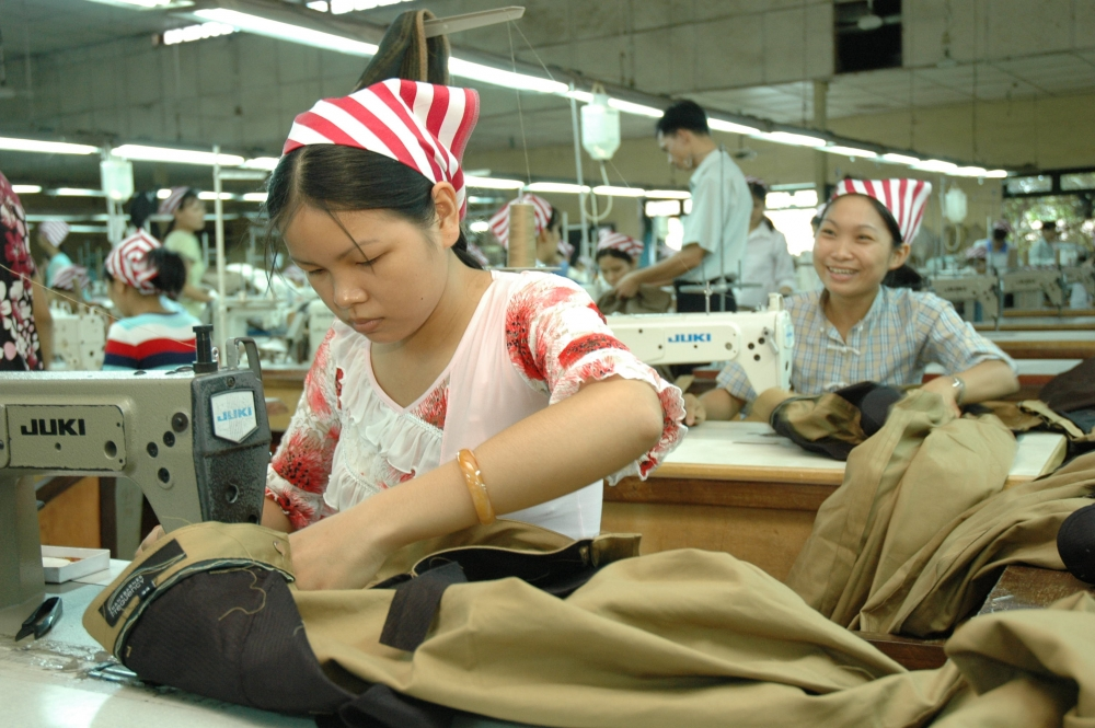 vietnam pushes to triple number of support firms