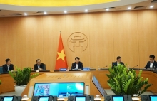 hanoi shares covid 19 response experience with world cities