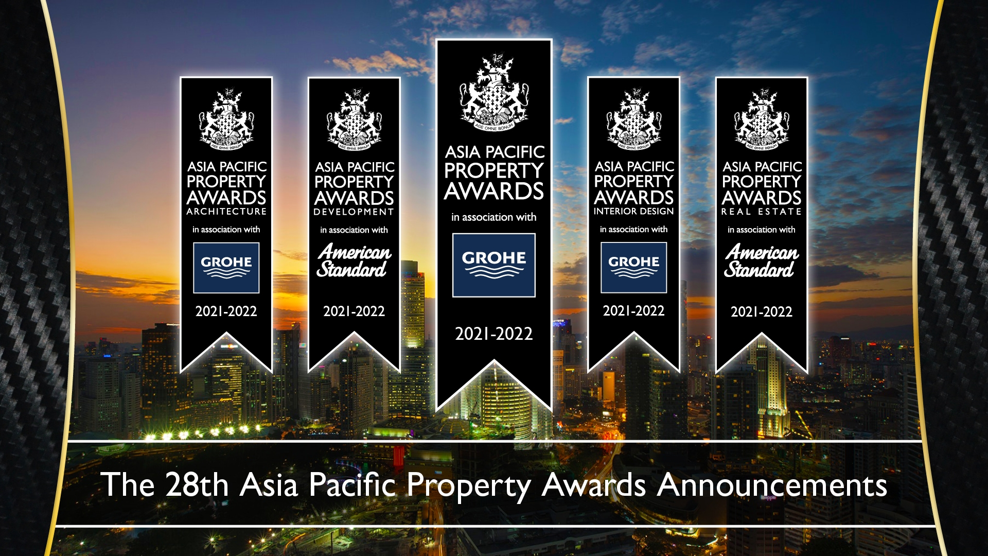 grohe and american standard announce winners of the asia pacific property awards