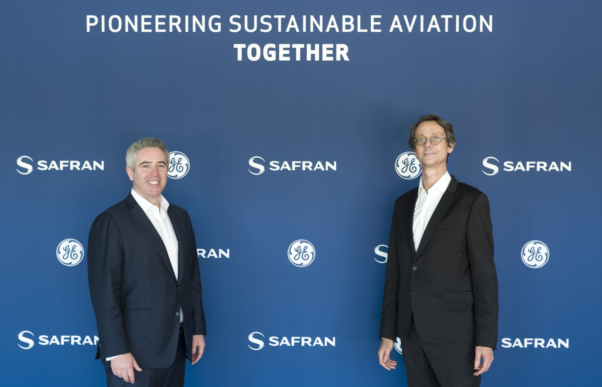 ge aviation and safran launch advanced technology demonstration program for sustainable engines