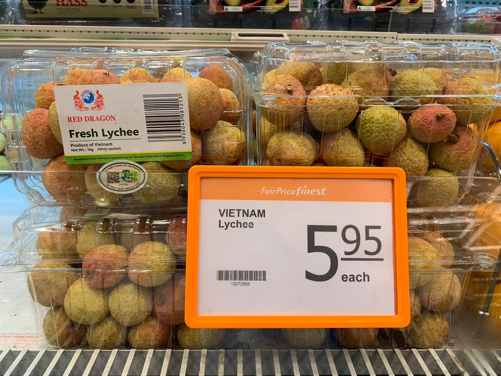 celebrate duanwu festival with vietnamese lychees