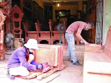 new deal with eu challenges vietnamese woodwork producers