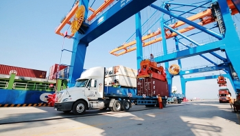 foreign trade tops us 240 billion in first six months